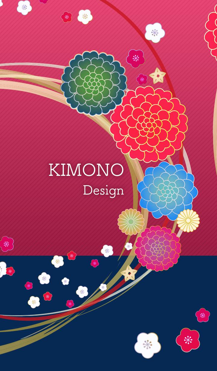 beautiful japan3 きものデザイン#2020