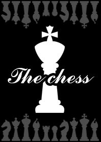 The chess(Black)
