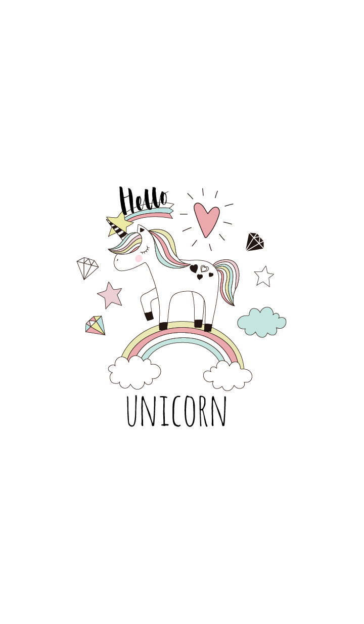HELLO UNICORN #1