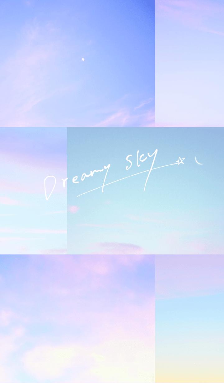 Dreamy Sky #pastel