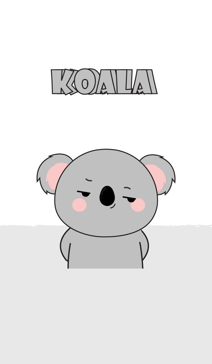 Big Head Koala Theme V.2 (jp)