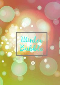 Winter Bubble 5