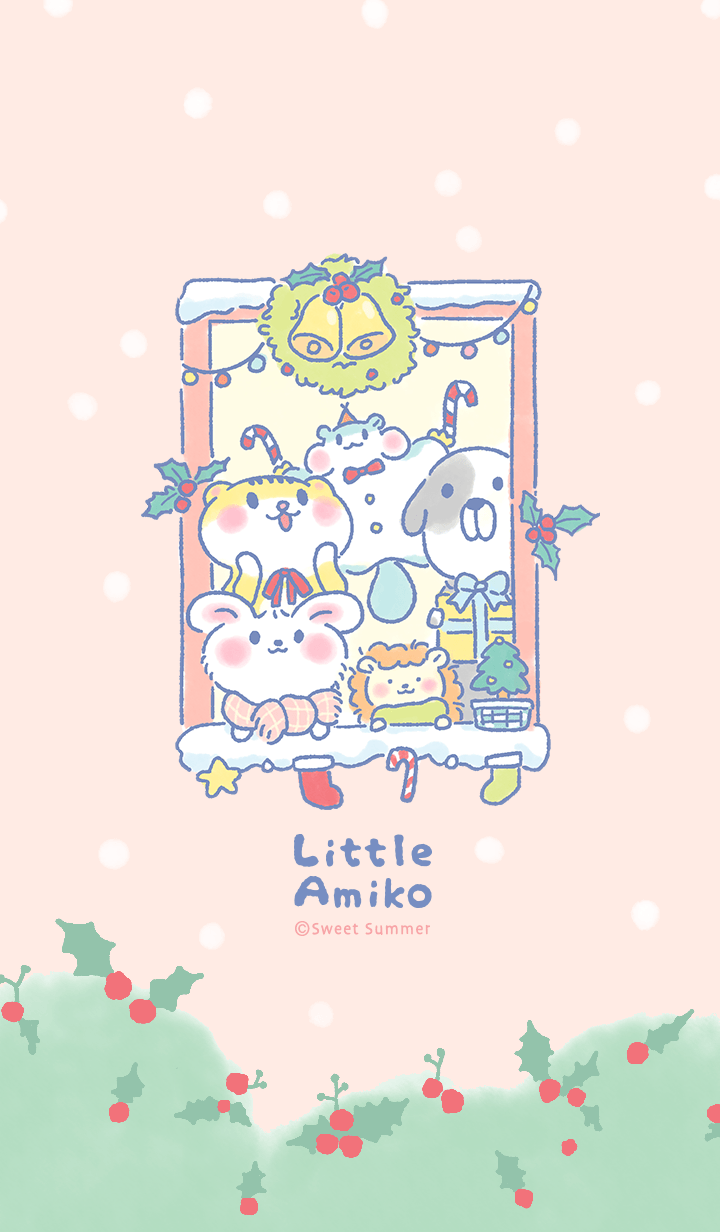Little Amiko : Christmas Gathering