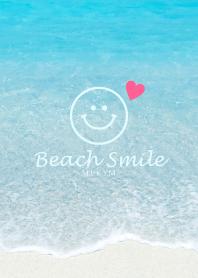 Love Beach Smile 18 -BLUE-
