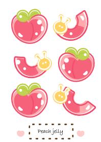 Little peach jelly 3