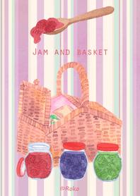 Jam and basket