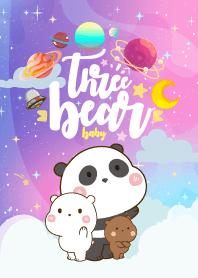Bear Baby Galaxy Universe