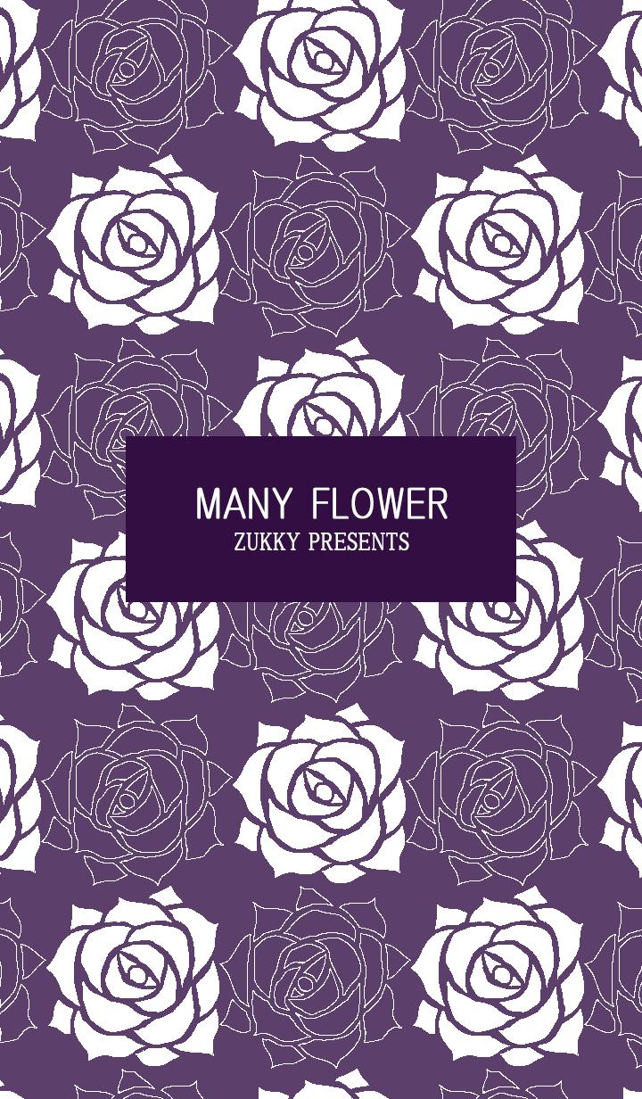 MANY FLOWER49
