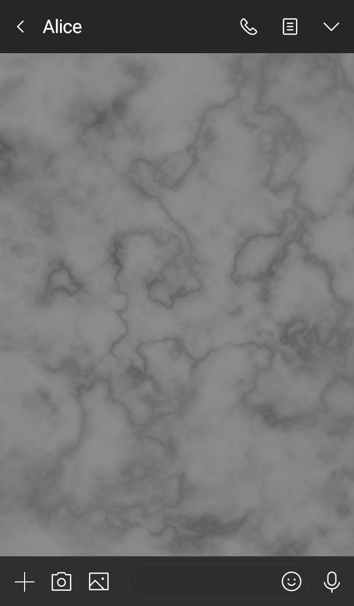 マーブルモード:グレー 大理石