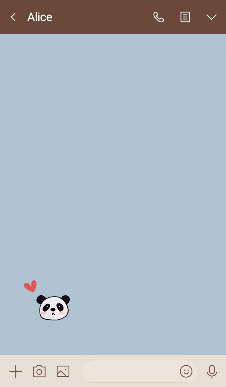 Simple panda design2.