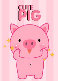 I'm Cute Pig Theme