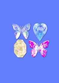 mini Jewelry Blue