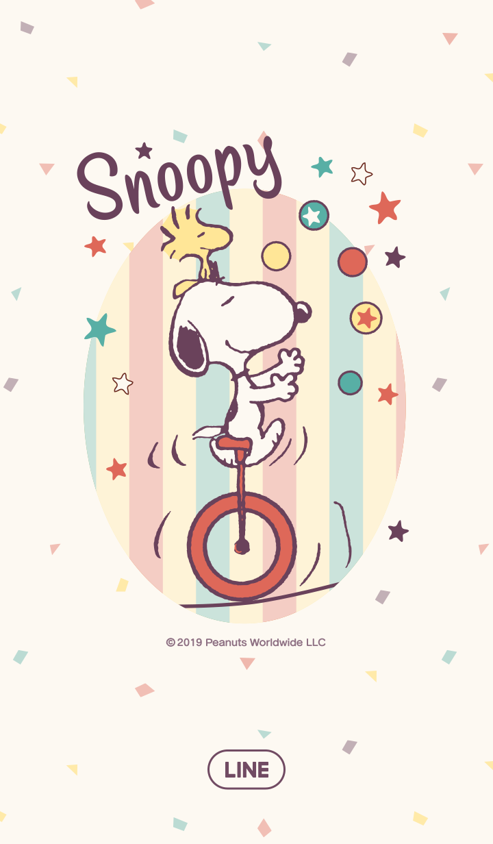 Snoopy's Circus