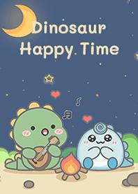 Dinosaur Happy Time!