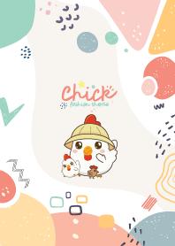 Chicken Fashion Cute
