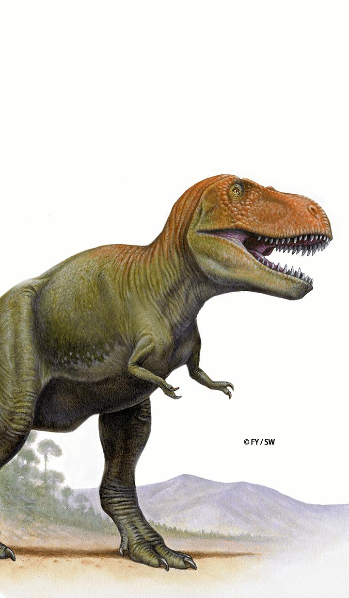Dinosaur Theropod