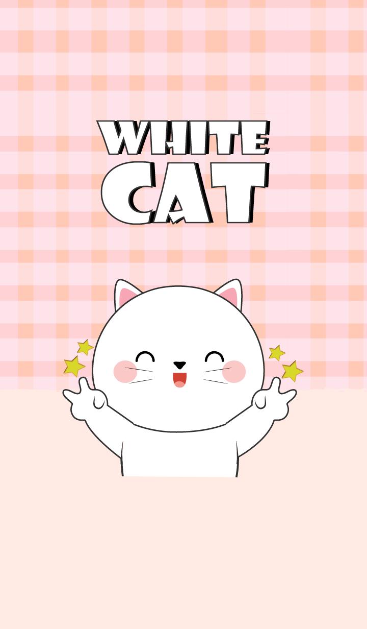 I 'm Cute White Cat (jp)