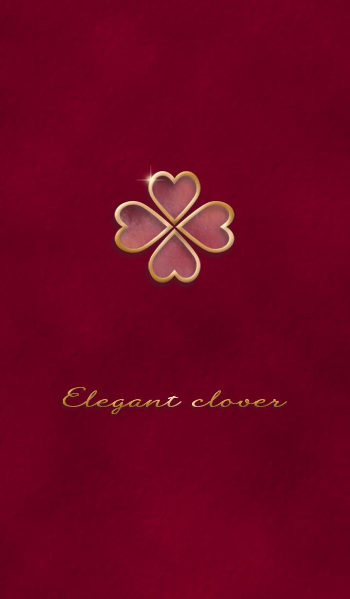 Elegant clover 3 *