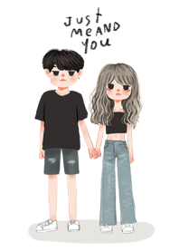 Just Me and you