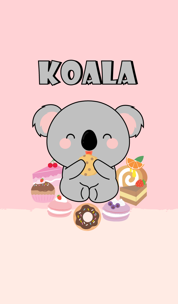 Koala & bakery Theme