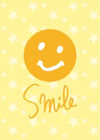 Star smile - Yellow-