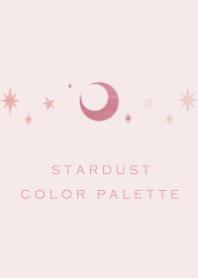 Stardust Color Pallet #Pink Beige .