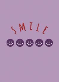 Purple 5 - Smile