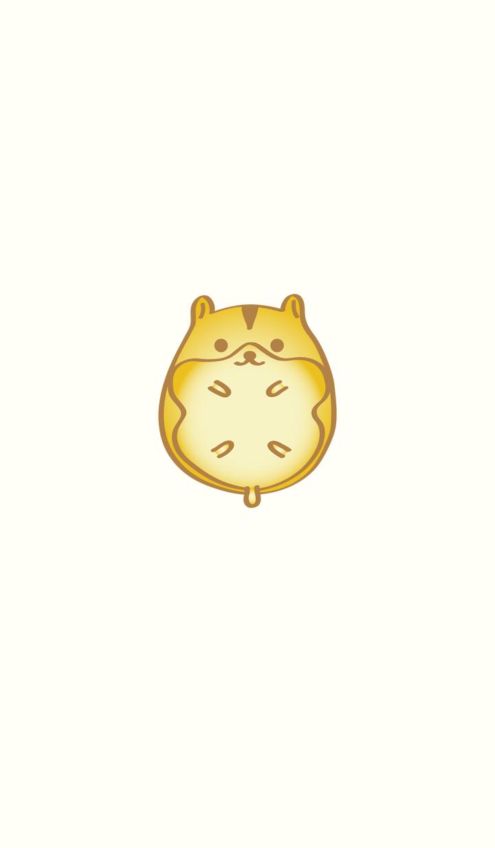 Golden Hamster- Full fortune(yellow)