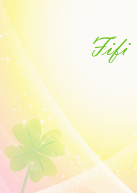 No.1609 Fifi Lucky Clover name