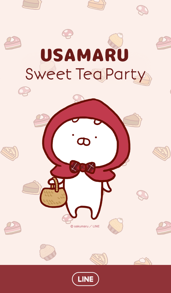 うさまる Sweet Tea Party