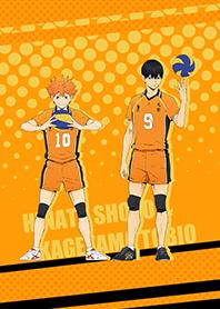 Karasuno Hinata&Kageyama