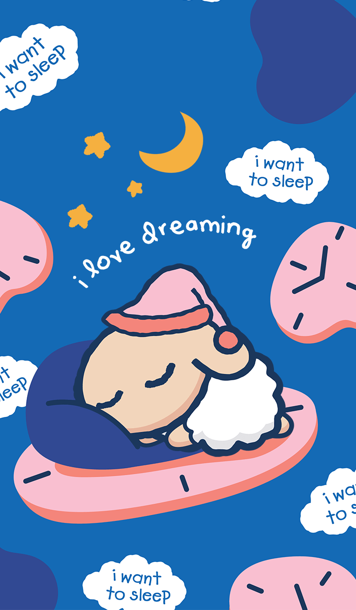 UNSLEEP SHEEP : I love dreaming