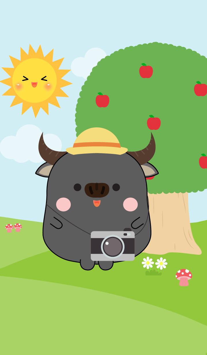 Fat Buffalo in Forest Theme (jp)