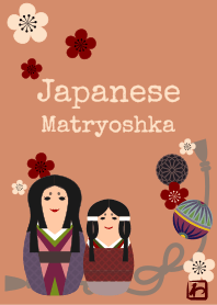 JP 05 (matryoshka) + orange [os]