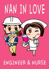 Nan in Love (Engineer & Nurse)
