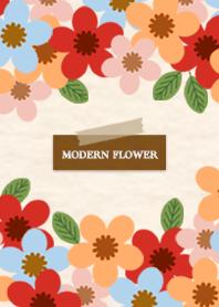MODERN FLOWER 12 *