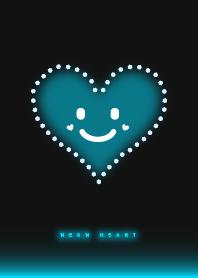 NEON HEART BLUE from JAPAN