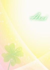 No.61 Arai Lucky Clover Beautiful