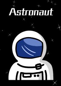 Astronaut space galaxy