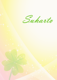 No.1415 Suharto Lucky Clover name