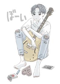 Boy. by tomoko oshima
