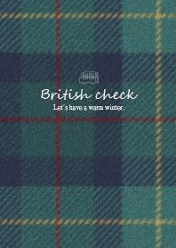 British check for world