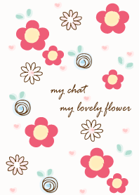 My chat my lovely flower 15