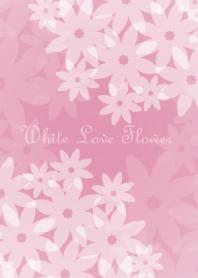 White Love Flower Vol.1