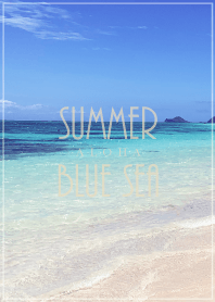 SUMMER BLUE SEA ALOHA 7.
