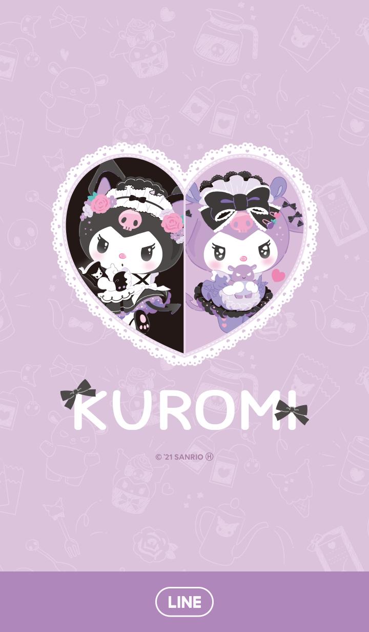 Kuromi Tsundere Cafe