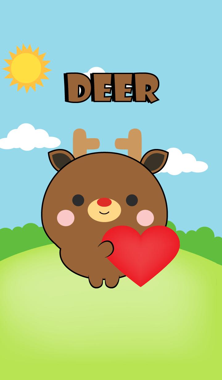 Mini Deer Theme (jp)
