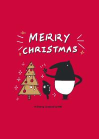 來貘聖誕限定主題