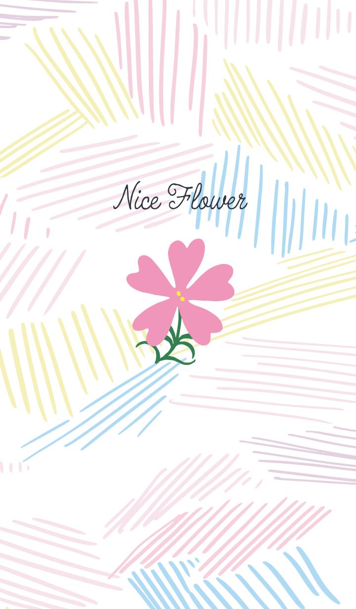 Nice Flower / Lightpink