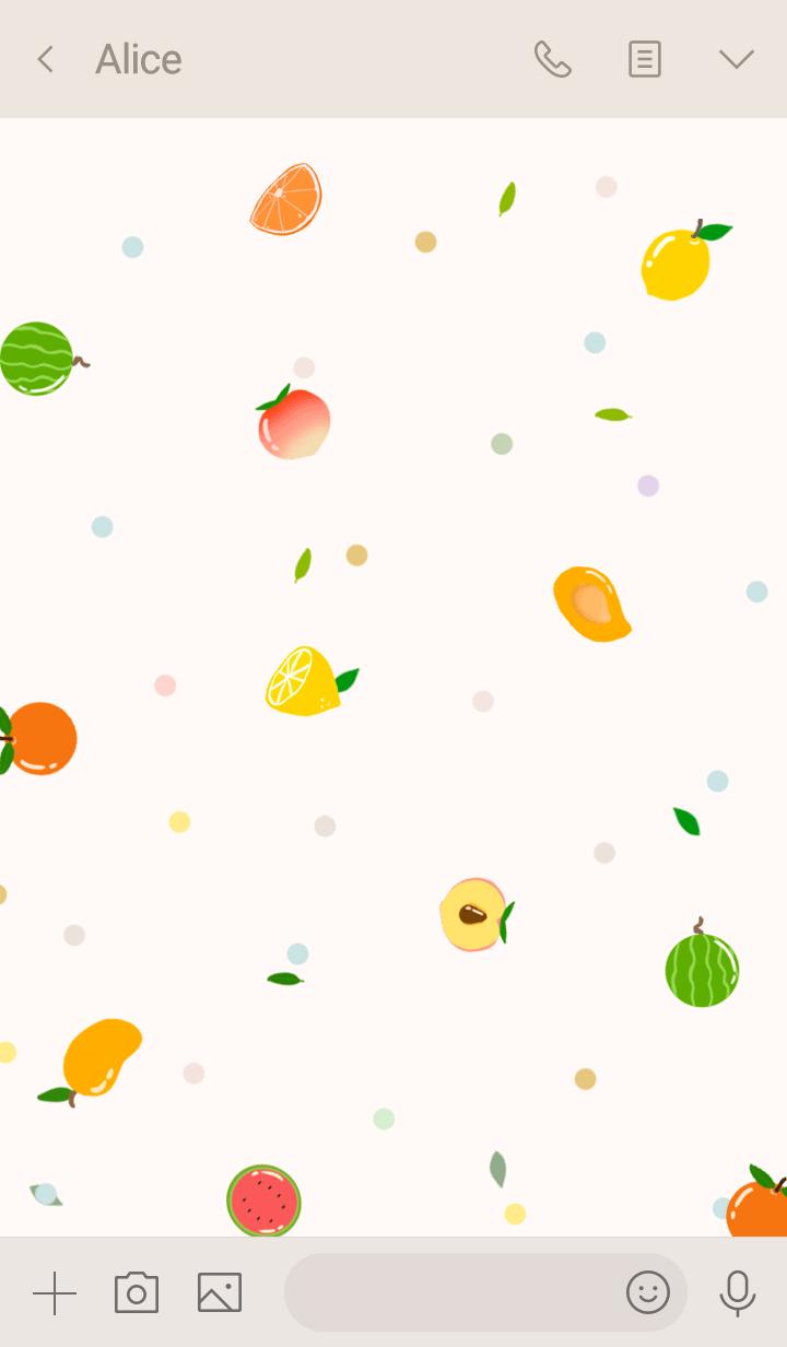 Yummy Fruity